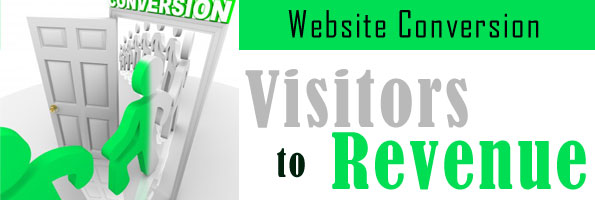 Website Conversion: Visitors to Revenue
