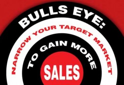Bulls Eye: Narrow Your Target Market to Gain More Sales